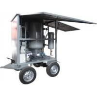 Buy cheap MTP Transformer Oil Dehydration Plant mounted on mobile trailer from wholesalers