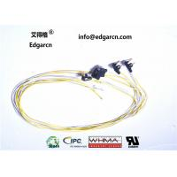 Buy cheap Customized Length Automotive Wire Harness Assembly With Delphi Connector product