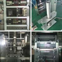 Quality Automatic Weighing For Pouch Bag Granule Sugar Packing Machine DS-420AZ for sale