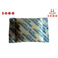 Buy cheap Activated Clay Drierite Desiccant Bag , Moisture Absorbing Desiccant For Transport product