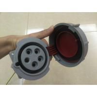 Buy cheap 240 3P+N+E 32A 380-415V IP67 Watertight Industrial Socket Outlets 3 Phase Industrial Socket from wholesalers