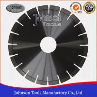 Buy cheap No Noise Diamond Stone Cutting Blades Various Size For Marble / Sandstone from wholesalers
