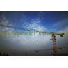 Buy cheap External / Internal Climbing Tower Crane Lifting Height 120m Power 380V/50Hz product