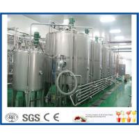 Buy cheap Industrial Beverage Production Line Tea Drink Making Machine Customized Design product