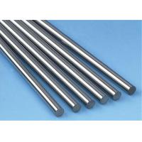 China AISI 316  Stainless Steel Round Bar Rod , 12mm Stainless Steel Rod Plain End on sale