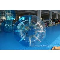 Buy cheap Commercial Clear Color Inflatable Bubble Ball With CE Certificate , Inflatable Bumper Ball from wholesalers