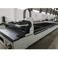 China Environmental Friendly Laser Metal Cutting Machine IPG Or RAYCUS Laser Type on sale