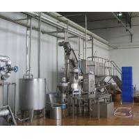 Buy cheap SUS304 Auto Drink Making Machine / Soya Milk Plant With 6-9 Months Shelf Life product