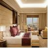 Buy cheap Five Star Luxury Hotel Bedroom Furniture Sets MDF / Plywood Veneer product
