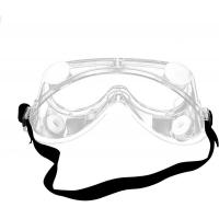 Buy cheap Adult Unisex Clear Safety Glasses /Eye Protection Goggles Anti Virus product
