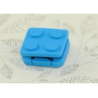 Buy cheap Portable Silicone Travel Containers Collapsible Silicone Earphone Storage Box / Case product