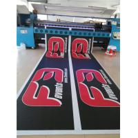 Buy cheap Double Sided Vinyl Mesh Banner Outside With Copper Grommets Uv Resistant product