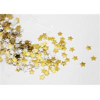 Buy cheap Festival Decoration Star Gummed Shapes No Glue Easy To Stick And Move Off product