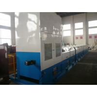 Heavy Duty Straight Line Wire Drawing Machine With Electeical Control System 2000KG