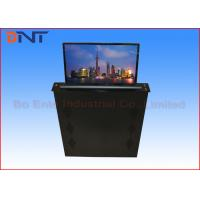 Buy cheap Retractable FHD Screen LCD Desk Monitor Lift  For Advanced Office System product
