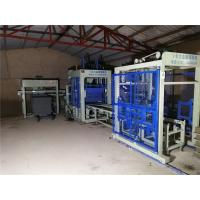 Buy cheap QTY6-15 Automatic PLC Controlled Construction Dust Interlocking Brick Block Making Machine Price List In Sri Lanka product