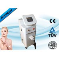 Buy cheap Painless 808nm Diode Permanent Laser Hair Removal Machine 5 - 1500ms Adjustable product