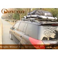 Buy cheap Waterproof Roof Top Cargo Bag Car Roof Storage 420d Nylon Material In Black product