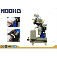 Buy cheap 8 To 60mm Thick Portable Plate Beveling Machine Vertical Facing D X Type   product