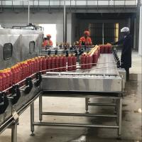 Buy cheap Low Energy Tomato Processing Machine Forced Circulation Evaporator 200KG Weight product