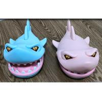 """Buy cheap 10.3 """" Crazy Shark Biting Games Educational Children's Play Toys W / Sound Light from wholesalers"""