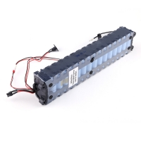 Buy cheap CC CV 36V 6.6Ah Custom Ebike Battery Lithium Rechargeable Batteries from wholesalers