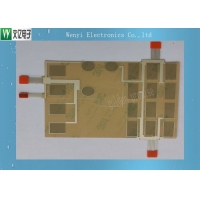 Buy cheap Multi Point Flexible Capacitive Touch Circuit With 3M 300LSE Back Adhesive from wholesalers