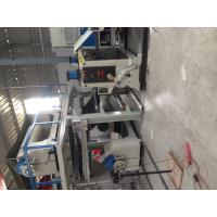 Buy cheap 220W Aluminum Composite Panel Production Line 1600mm Max width 1200mm height product