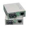 Buy cheap Single Mode Fiber Optic Media Converter Rj45  product