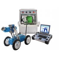Buy cheap Drainage Inspection Robot CCTV Pipe Inspection Equipment With Powerful Lights product