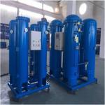 Buy cheap Oxygen PSA Nitrogen Plant 15 Mpa Pressure 200 Nm 3/H Capacity 108.66KW Power product