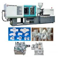 Buy cheap Low Noise Auto Injection Moulding Machines With High Definition Crystal Display from wholesalers