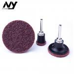 Buy cheap TS Abrasive Sanding Discs , Flax Nylon Red  3m 2 Sanding Discs Automobile Polishing product
