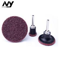 Buy cheap TS Abrasive Sanding Discs , Flax Nylon Red  3m 2 Sanding Discs Automobile Polishing product