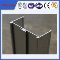 Buy cheap Aluminium extrusion for wardrobe/cabinet/window and door,aluminium profile furniture product