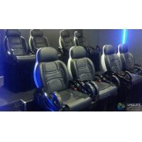 Buy cheap 9 Seats 5D Movie Theater 3 Luxury Chair 3 Rows Standard Motion Cinema Simulator product