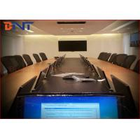 Buy cheap Brushed Aluminum LCD Electric Monitor Lift With 408.2 * 229.6mm Viewing Area product