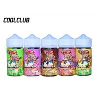Buy cheap Mixed Tropical Fruits Flavor Vapor Cigarette Liquid For Vaporizers , MSDS / FDA Approved product
