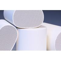 Buy cheap Automobile Cellular Diesel Particulate Filter Honeycomb Ceramic For car from wholesalers
