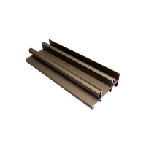 Buy cheap Anodized Powder Coating Surface Treatment T5 Aluminium Alloy Door And Window product