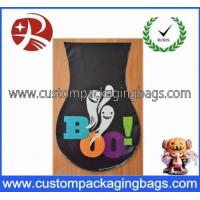 Buy cheap Eco Friendly Plastic Treat Bags Printed Customized For Halloween product