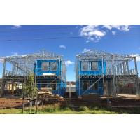 Buy cheap High quality light Steel Frame Prefab Villa / Quick Assemble Prefab Homes product