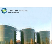 Buy cheap Glass Lined Steel Process Tanks For Wastewater Treatment Plant Industrial Process Equipment product
