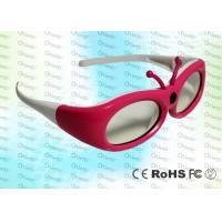 Buy cheap Red Active Shutter 3D Education Glasses and Emitter with Trolley product