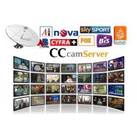 Buy cheap 1 Year Europe Cccam Server HD Super DVB-S2 Satellite Receiver Full 1080P product