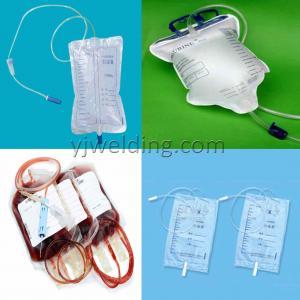 Buy cheap stoma bag making machine, stoma bag welding machine product