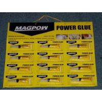 Buy cheap Mpc115 Daily Use Adhesives and Glues, 502 Power Strong Glue, Magpow Cyanoacrylate Adhesive Power Glue product