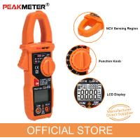 Buy cheap Portable AC / DC Digital Clamp Meter Multimeter With NCV Detection High from wholesalers