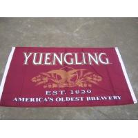 Quality Marketing Promotional Flags Advertising Banner Flags Angled Straight B1 Fire Proof for sale
