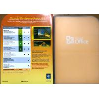 Buy cheap 32 Bit / 64 Bit English Office 2010 Home And Student Product Key For 1 PC from wholesalers
